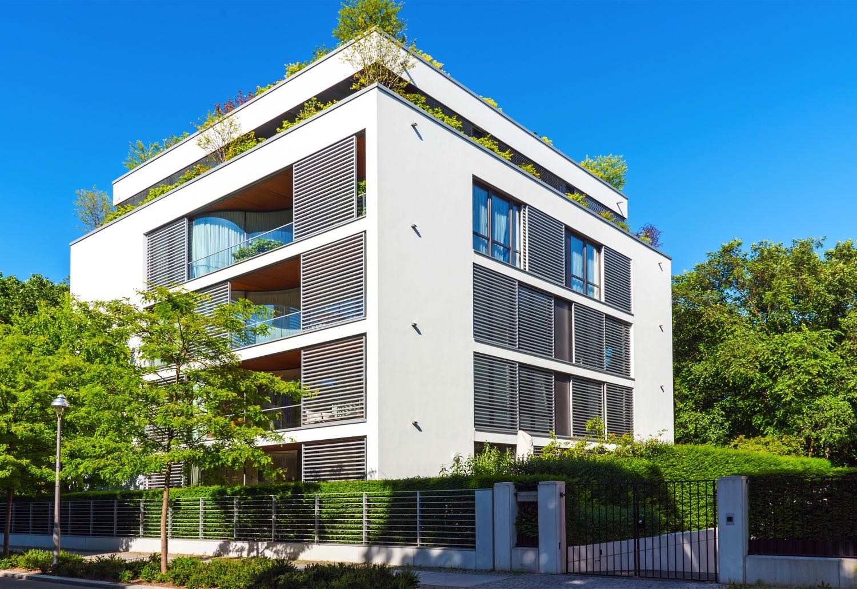 Großartig Moderne Mehrfamilienhäuser Dekoration Von Depositphotos_113033380_original Korr